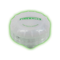 Fireballz  Cymbal Light ~ Screaming Green