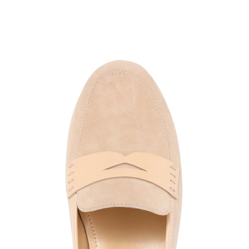 Leather Penny Loafer - YAXIA29512 / 315 735