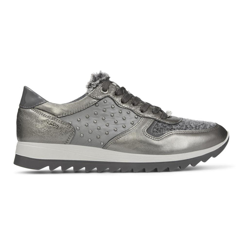 Casual Leather Trainer - IGICO28502 / 314 011
