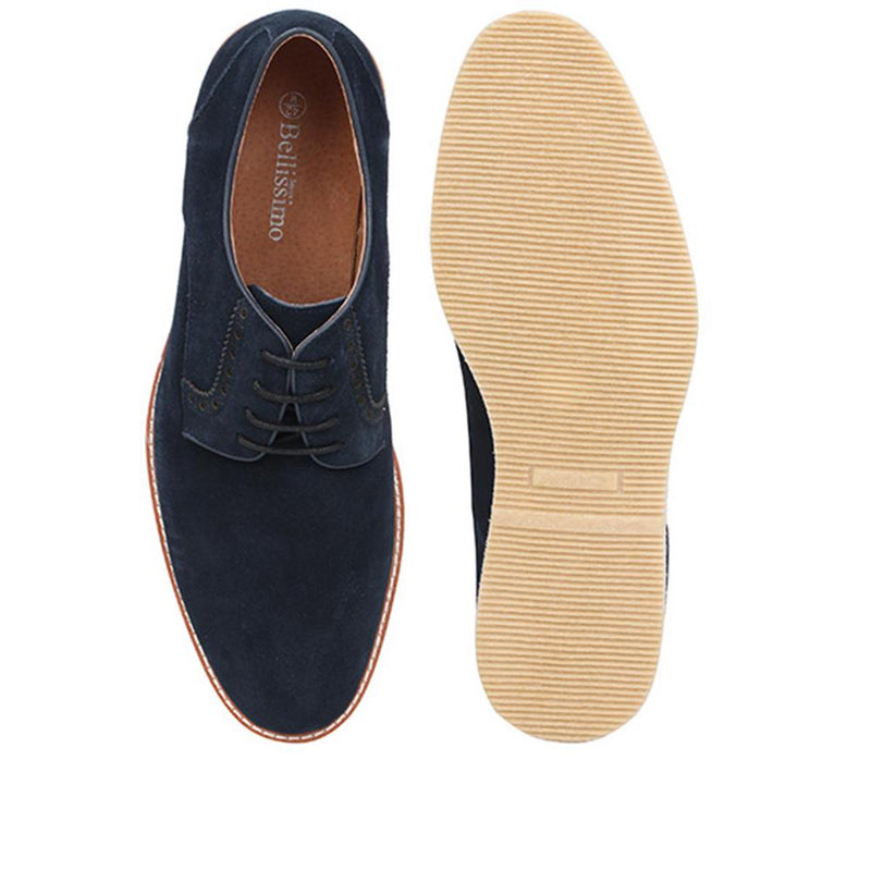 Suede Derby Brogue - JUM29005 / 314 470