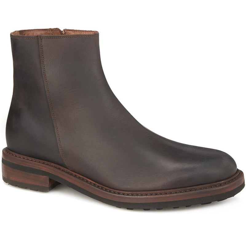 Leather Ankle Boot - ORGA28502 / 313 932