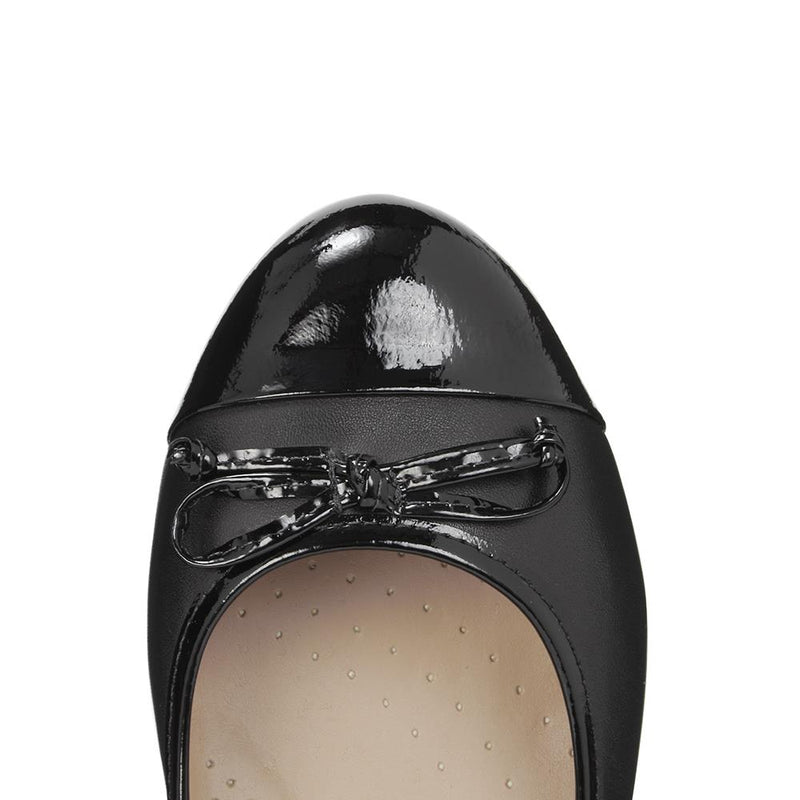 Leather Ballet Flat - GLO29507 / 314 608