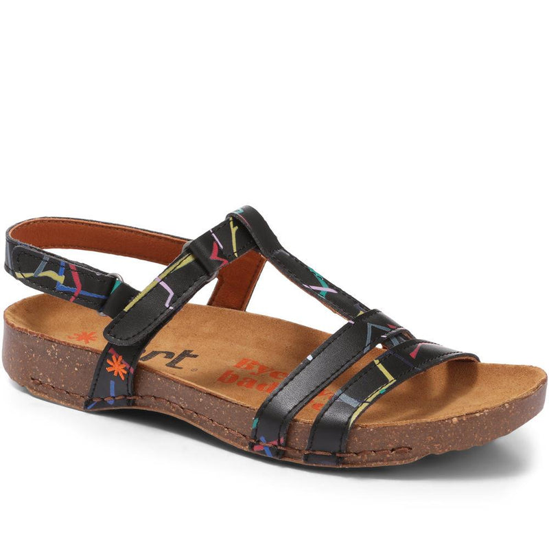 Eco Friendly Leather Sandals - ARTCO29503 / 315 269