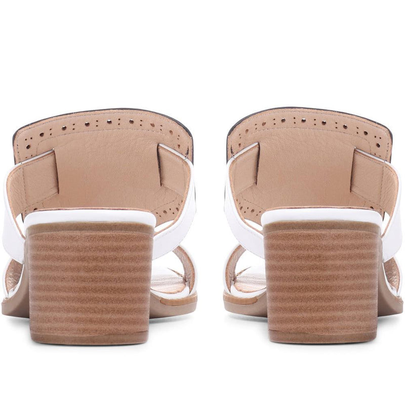 Leather Mule Sandal - LAPIN29509 / 314 932