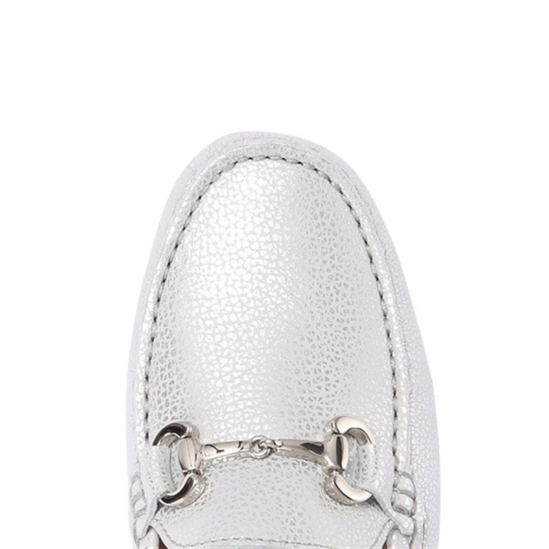 Leather Moccasin Loafer - GLO29504 / 314 605