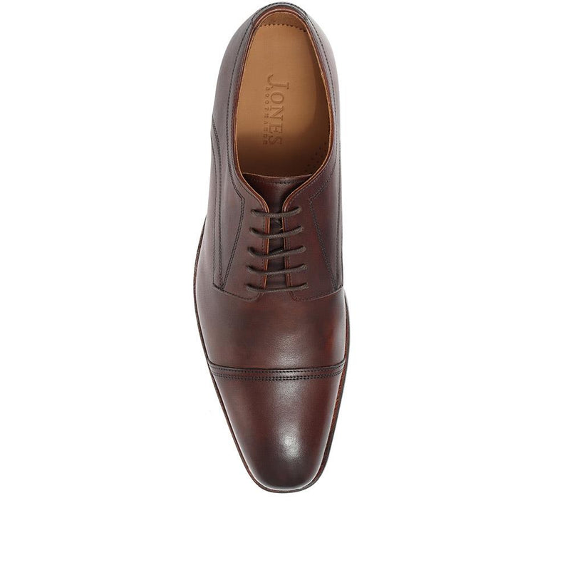 Calvin Goodyear Welted Leather Derby - KENM28513 / 315 385