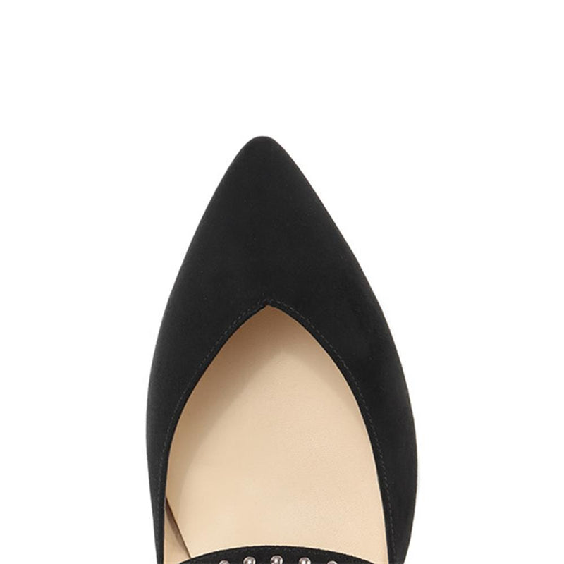 Betty Fleur Pointed Ballet Flats - KARMI31514 / 318 149