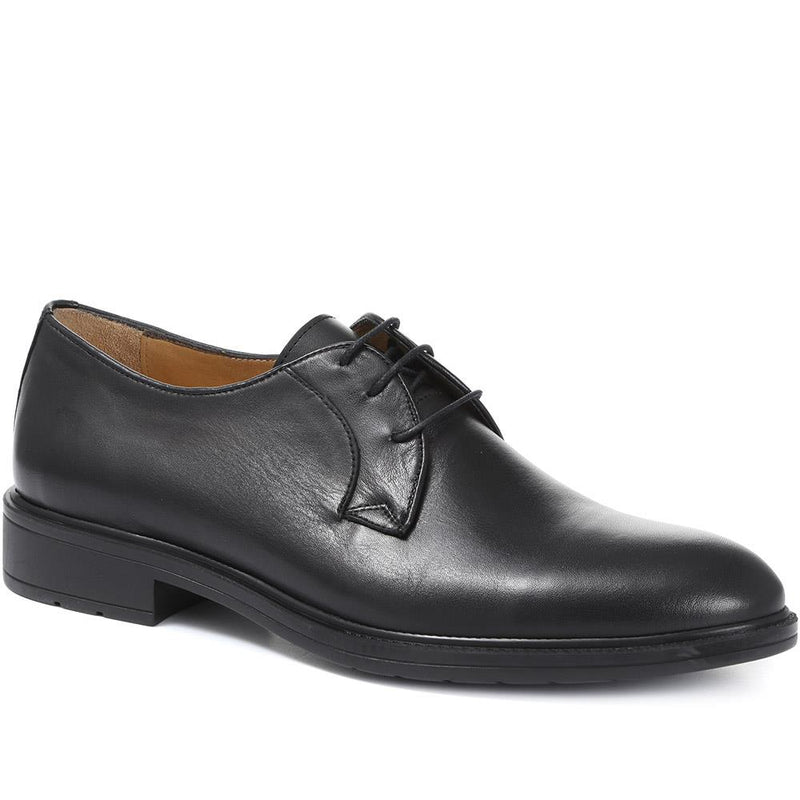 Leather Derby Lace-Up Shoe - DRFLE30500 / 317 162