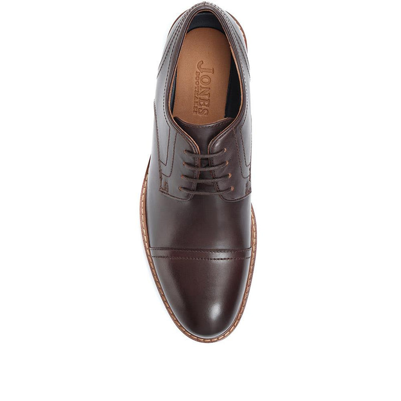 Fergus Leather Derby Shoe - FERGUS / 318 228