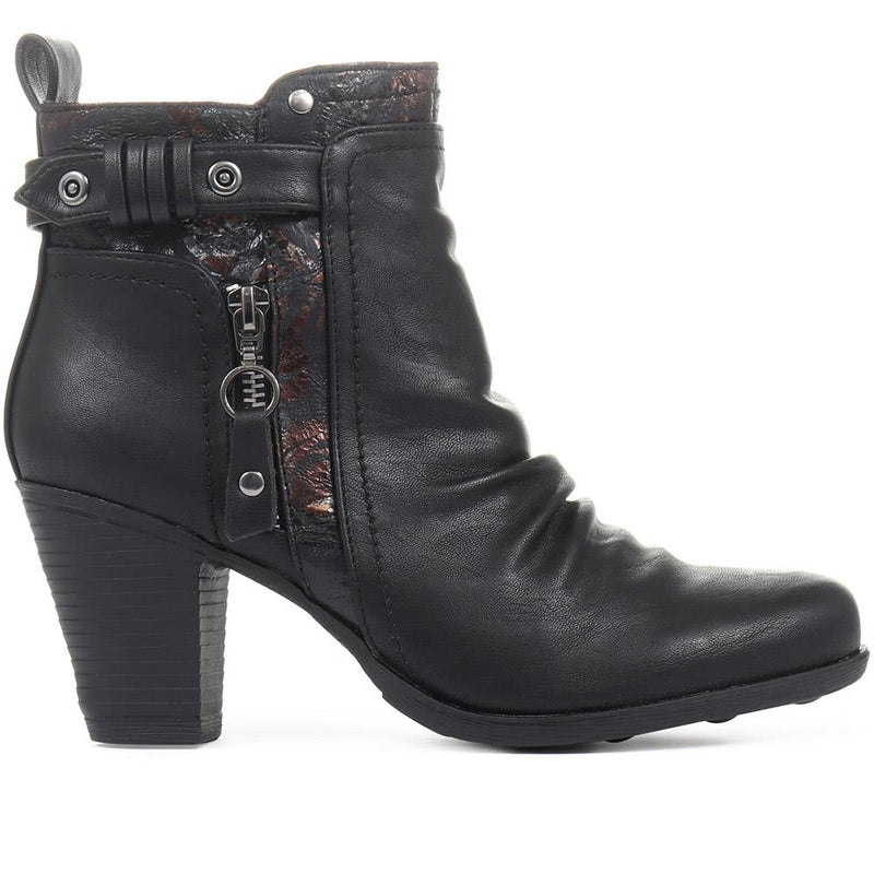 Ladies Ankle Boots - SIN32001 / 318 979