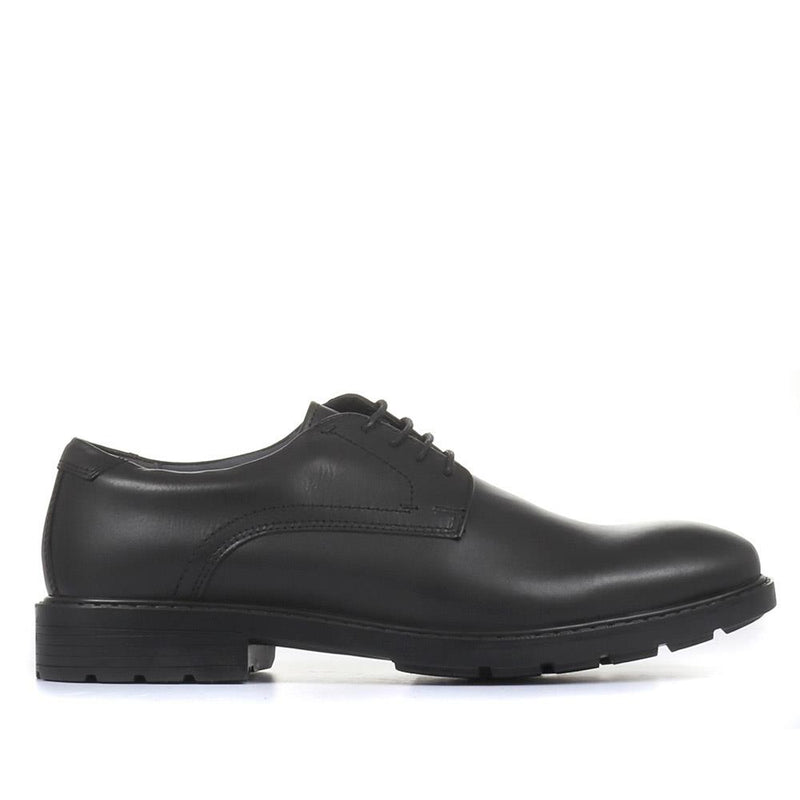Leather Lace-Up Shoes - IRUS32005 / 318 660