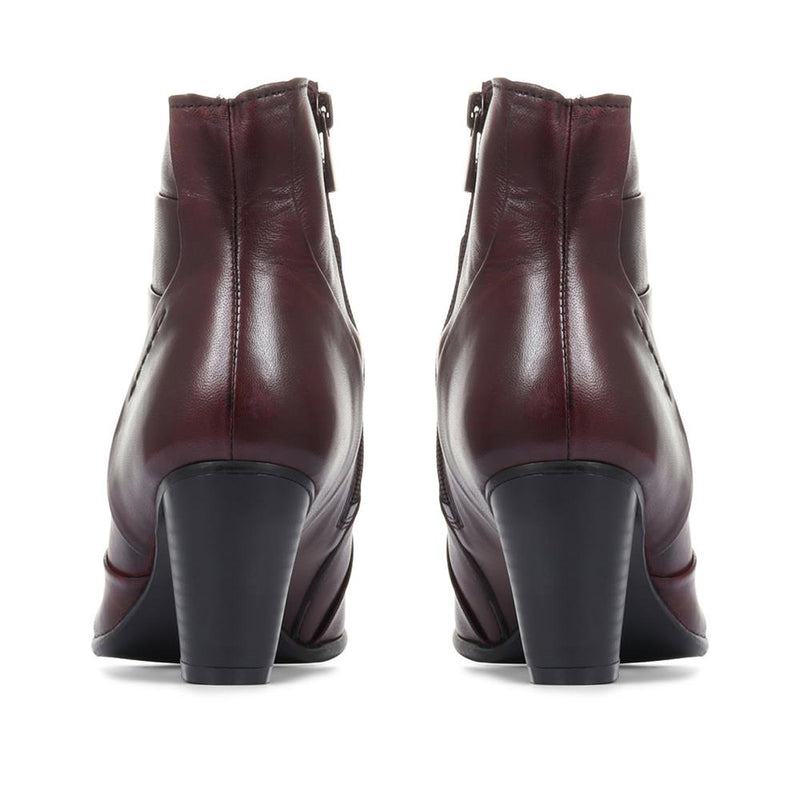 Heeled Ankle Boots - VIROL32005 / 318 898