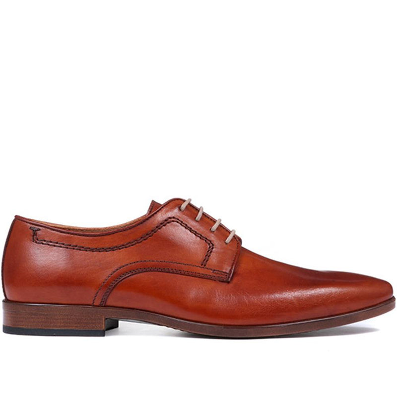 Leather Derby Shoe - ITAR29006 / 314 412