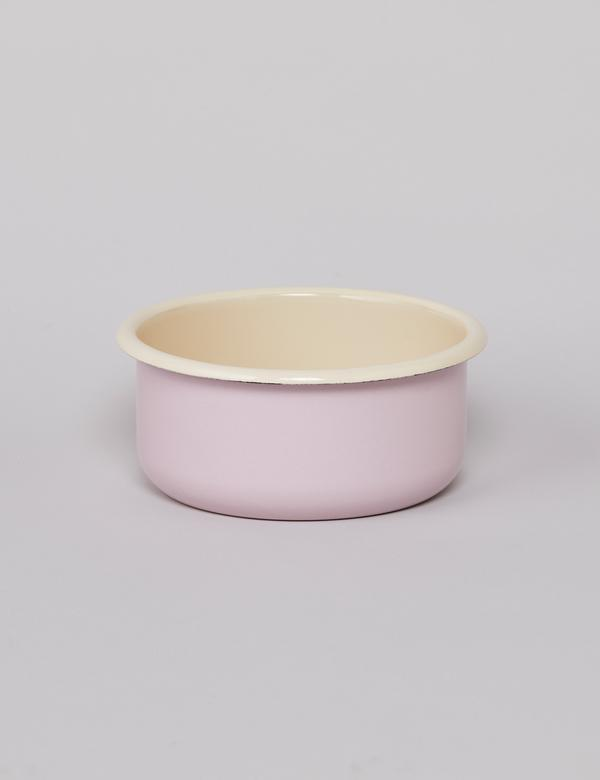 Granny Dog Bowl in Rose