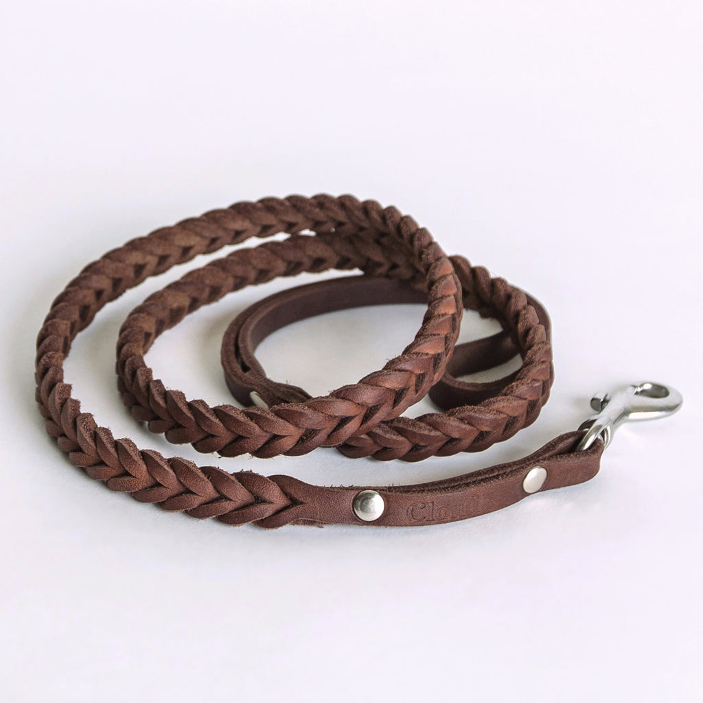 Central Park Lead in Saddle Brown from Cloud 7