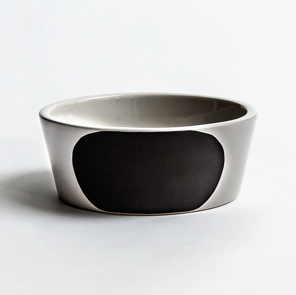 Chalk Bowl in Grey from Cloud 7