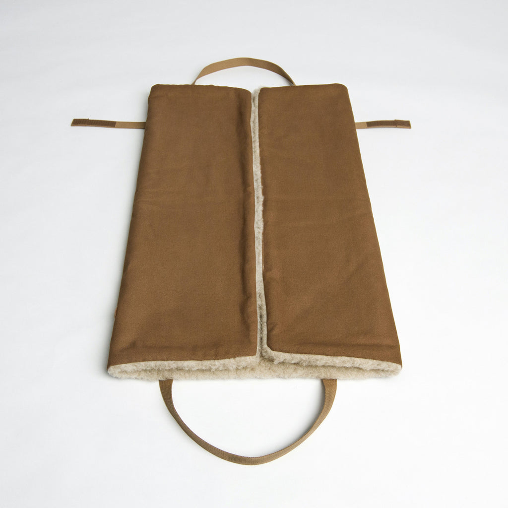 Travel Bed in Hazelnut from Cloud 7