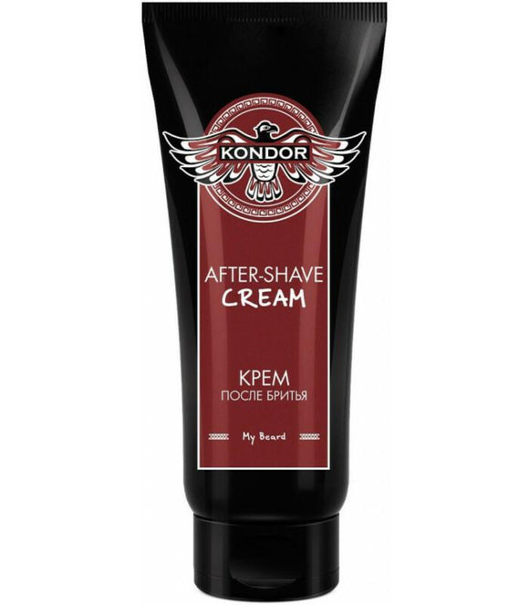 KONDOR My Beard AFTER SHAVE CREAM KREMAS PO SKUTIMOSI 200ml