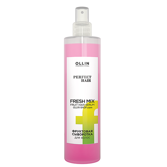 OLLIN PERFECT HAIR FRESH MIX Fruit hair serum 120ml