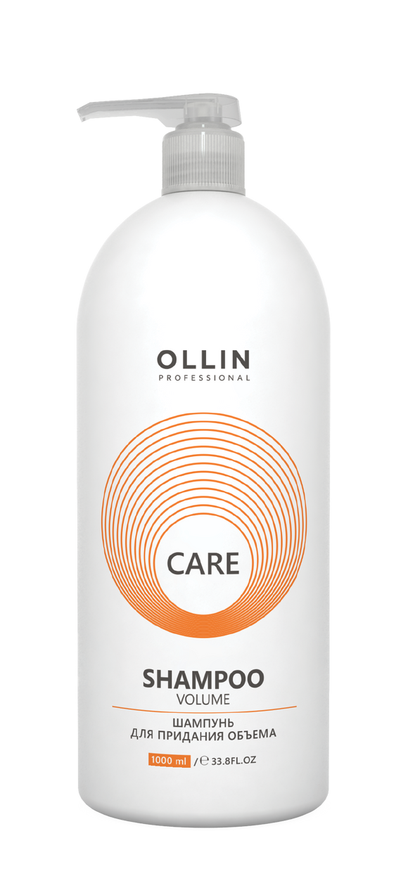 OLLIN CARE Volume šampūnas 1000ml