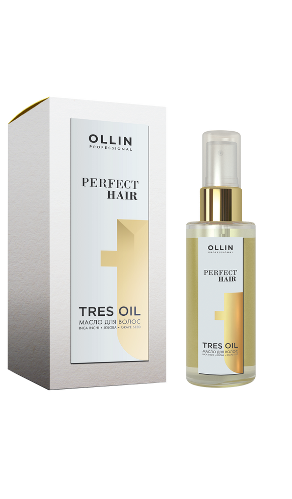 OLLIN TRES OIL Aliejukas plaukams 50ml