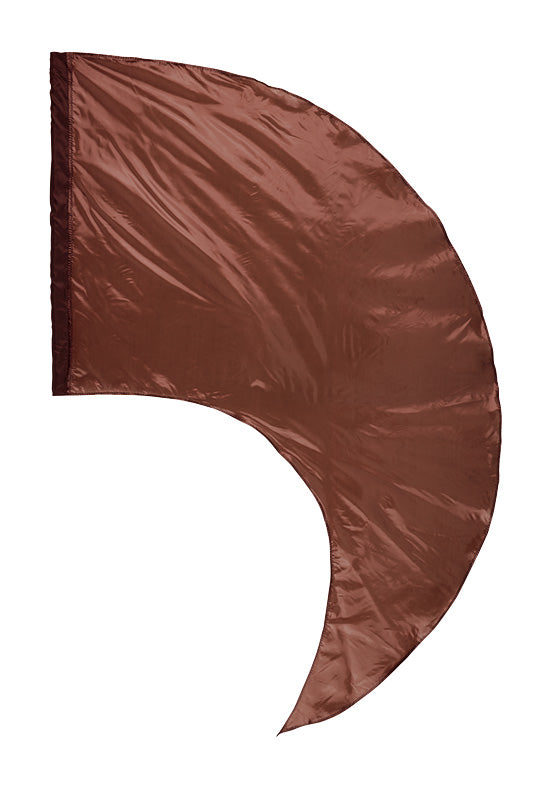 Lava Lame Swing Flag - Copper