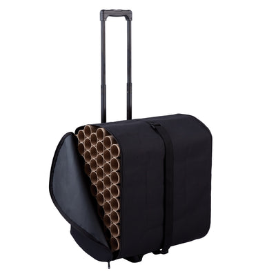"63-Piece Plume Case (20"") with cart"