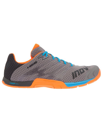 Inov-8 F-Lite 235 - Grey/Blue/Orange - Fitshop - 1