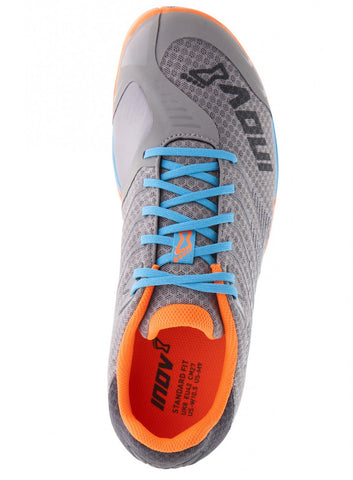Inov-8 F-Lite 235 - Grey/Blue/Orange - Fitshop - 3