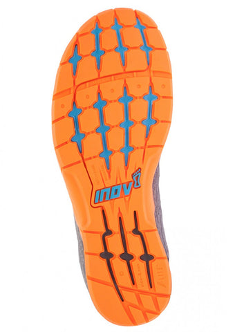 Inov-8 F-Lite 235 - Grey/Blue/Orange - Fitshop - 4