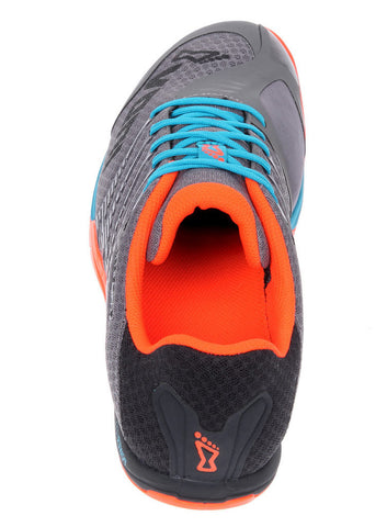 Inov-8 F-Lite 235 - Grey/Blue/Orange - Fitshop - 5