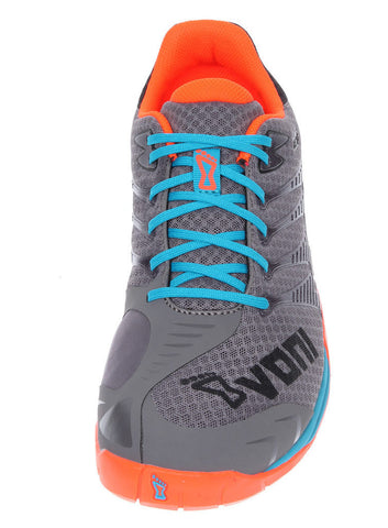 Inov-8 F-Lite 235 - Grey/Blue/Orange - Fitshop - 6