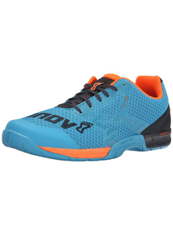 Inov-8 Men's F-Lite 250 - Blue/Grey/Orange - Fitshop - 2