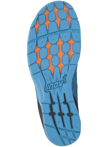 Inov-8 Men's F-Lite 250 - Blue/Grey/Orange - Fitshop - 3