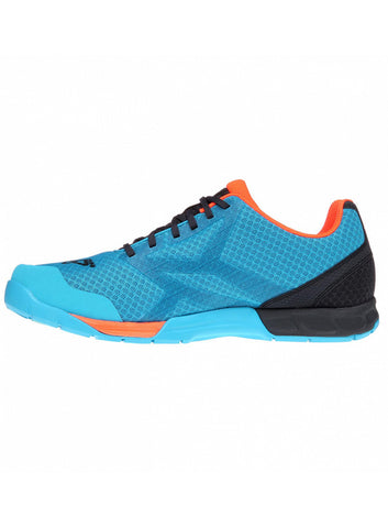 Inov-8 Men's F-Lite 250 - Blue/Grey/Orange - Fitshop - 4