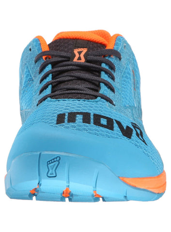 Inov-8 Men's F-Lite 250 - Blue/Grey/Orange - Fitshop - 5