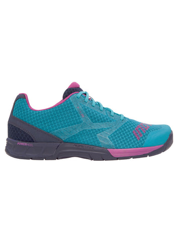 Inov-8 Women's F-Lite 250 - Teal/Navy/Purple - Fitshop - 1