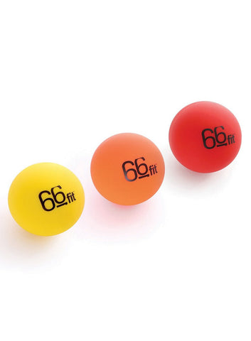 66Fit Acupressure Trigger Point Massage Balls - Fitshop - 1