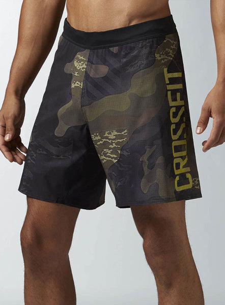 Reebok CrossFit Super Speed Short - Green - Fitshop - 1