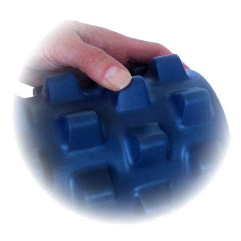 Rumble Roller Extra Firm Black - Full Size 15cm x 77.5cm - Fitshop - 2