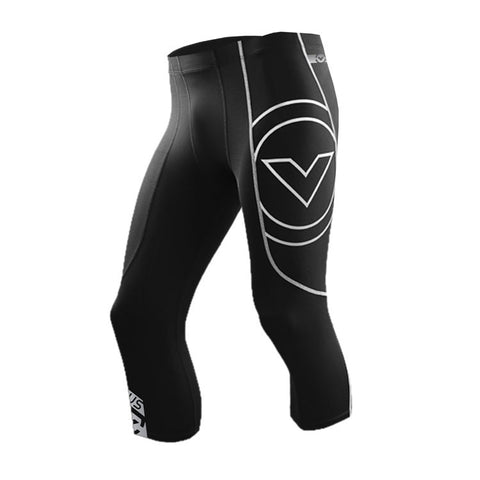 Virus Men's Stay Cool 3/4 Length Compression Boot Cut - Fitshop - 1