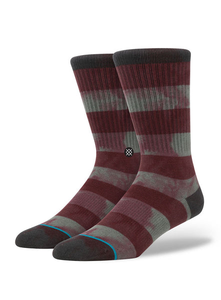 Stance Socks - Men's | Well's Burgundy