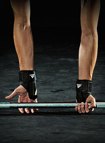 Adidas Hook Lifting Straps - Fitshop - 2