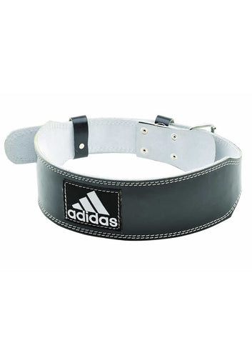 Adidas Leather Weightlifting Belt - Fitshop - 1