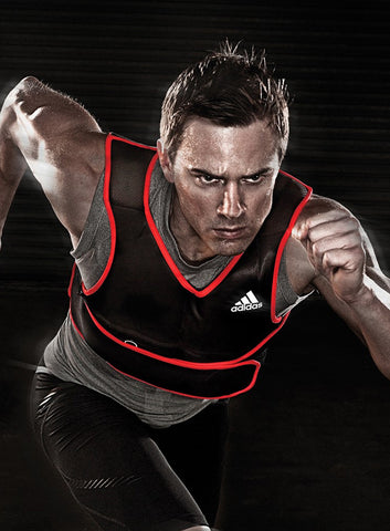Adidas - Weight Vest 4.8kg - Fitshop - 3