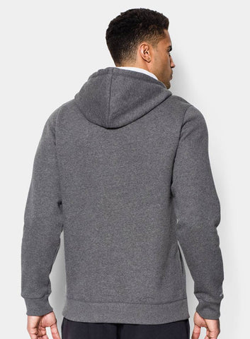 Under Armour Men's Storm Rival Full Zip Hoodie - Grey - Fitshop - 3