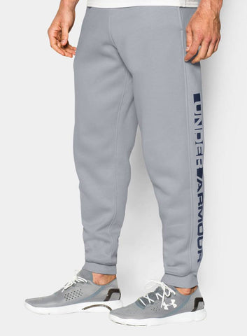 Under Armour Men's Storm Rival Graphic Trousers - Grey - Fitshop - 2