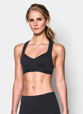 Under Armour Armour High Women's Sports Bra - Black - Fitshop - 1
