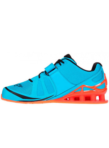 Inov-8 Men's Fastlift 325 - Blue/Grey/Orange - Fitshop - 2