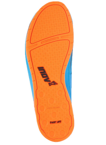 Inov-8 Men's Fastlift 325 - Blue/Grey/Orange - Fitshop - 3